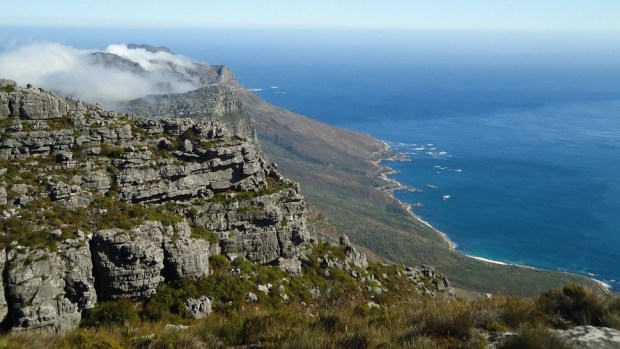 TAKE A HIKE UP OR DOWN TABLE MOUNTAIN