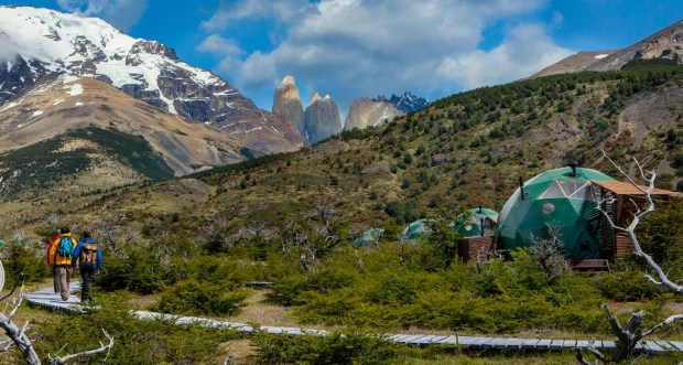 ECOCAMP PATAGONIA, CHILE