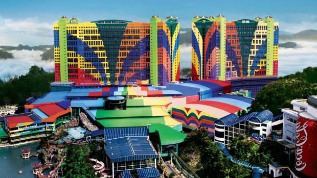 FIRST WORLD HOTEL, GENTING HIGHLANDS, MALAYSIA