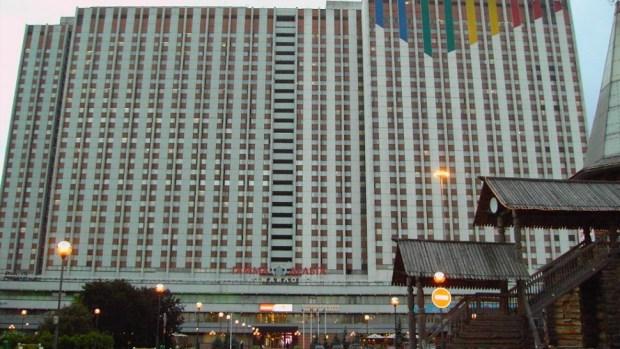IZMAILOVO HOTEL, MOSCOW, RUSSIA