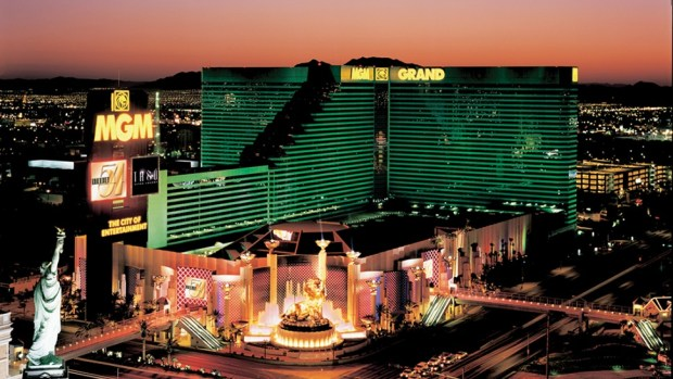 MGM GRAND, LAS VEGAS, USA