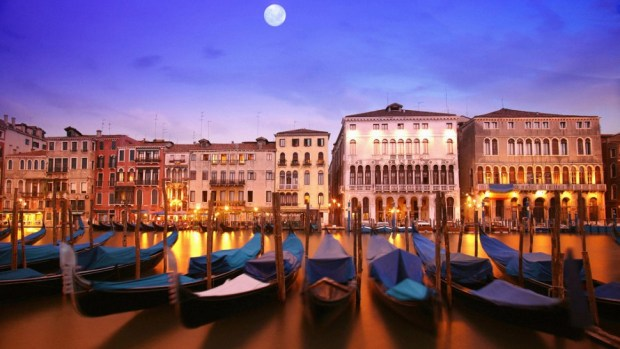 WIN A TRIP TO VENICE, ITALY