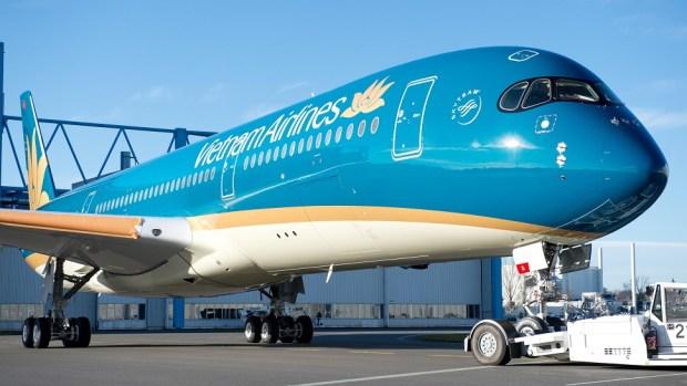 VIETNAM AIRLINES AIRBUS A350