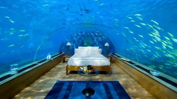 CONRAD RANGALI ISLAND, MALDIVES