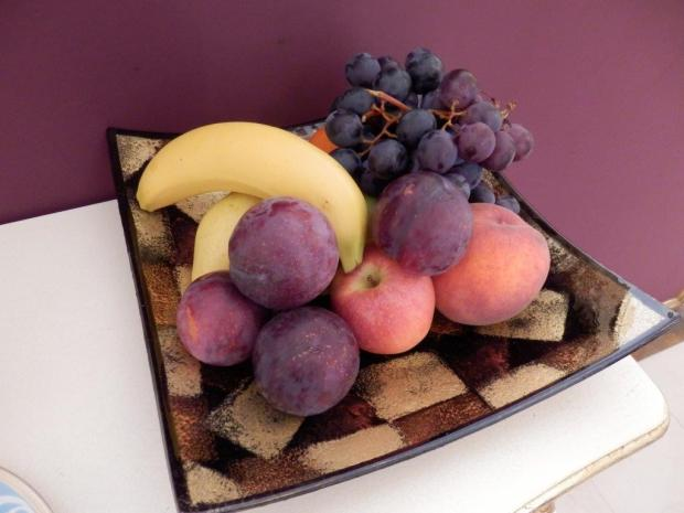 GRAND SUITE: WELCOME FRUIT BOWL