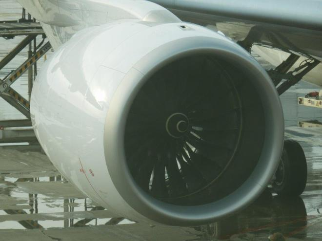 AIRBUS A350-900 XWB: ENGINE