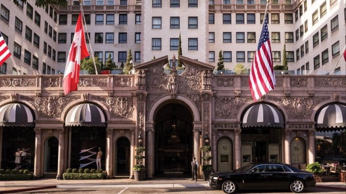BEVERLY WILSHIRE, BEVERLY HILLS, CALIFORNIA, USA