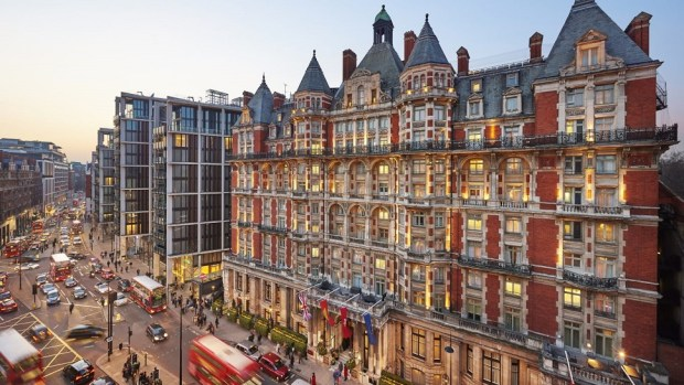 Hotels near Mandarin Oriental Hyde Park, London