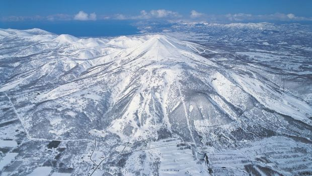 MOUNT NISEKO, JAPAN