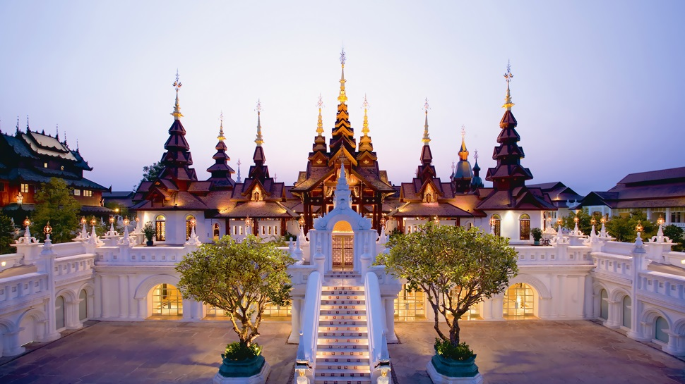 Top 10 Most Insanely Beautiful Luxury Hotels In Thailand The