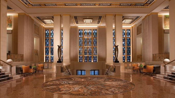 WALDORF ASTORIA NEW YORK, USA