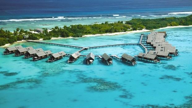WIN A HOLIDAY AT SHANGRI-LA MALDIVES