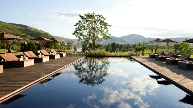 SIX SENSES DOURO VALLEY IN PORTUGAL OPENED ITS DOOR IN 2015