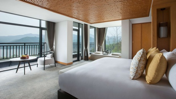 ALILA ANJI ZHEJIANG, CHINA