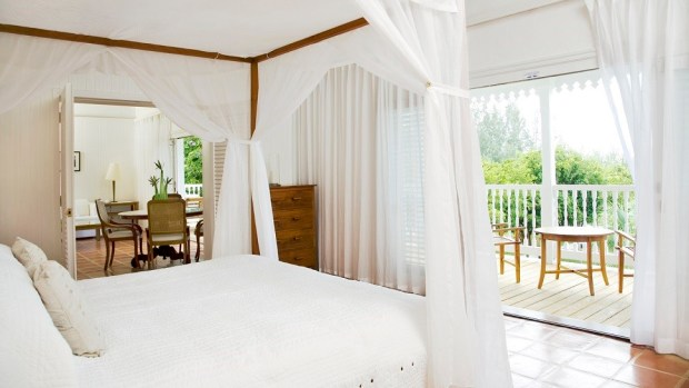 COMO SUITE - BEDROOM