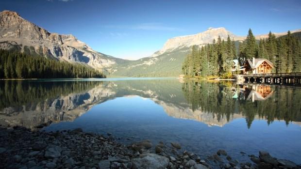 EMERALD LAKE LODGE, CANADIAN ROCKIES
