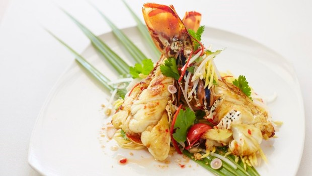 NATIVE LOBSTER SALAD