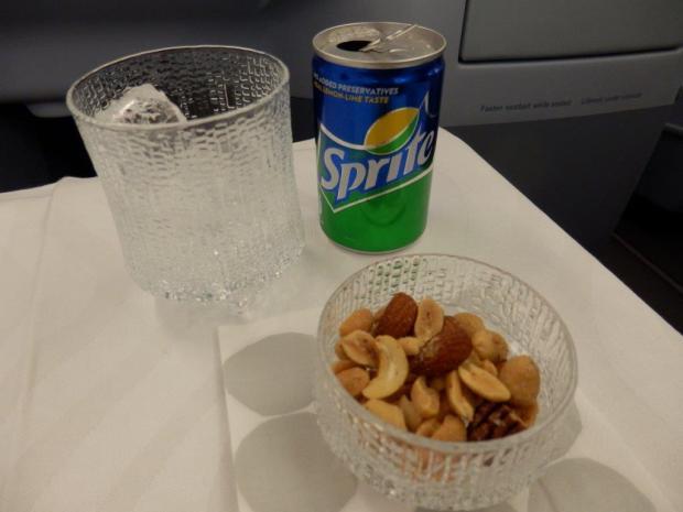 AMUSE BOUCHE: MIXED NUTS