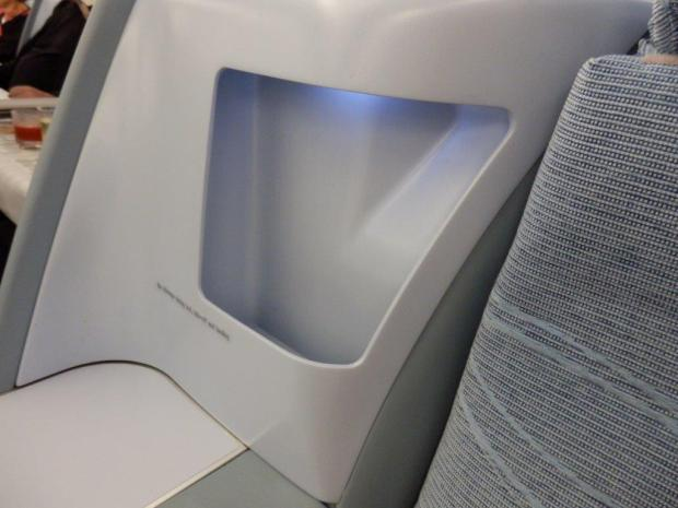BUSINESS CLASS SEAT 6A