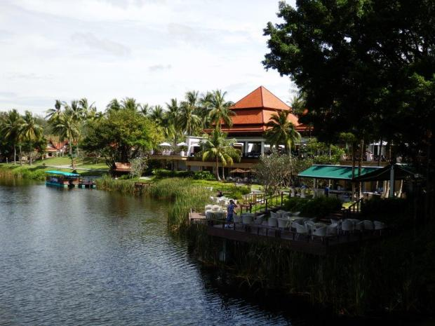 RESORT GROUNDS