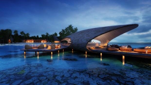 ST REGIS VOMMULI, MALDIVES