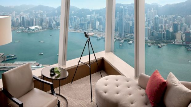 THE RITZ-CARLTON HONG KONG