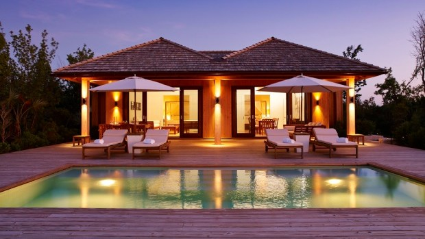 TWO BEDROOM BEACH HOUSE - EXTERIOR