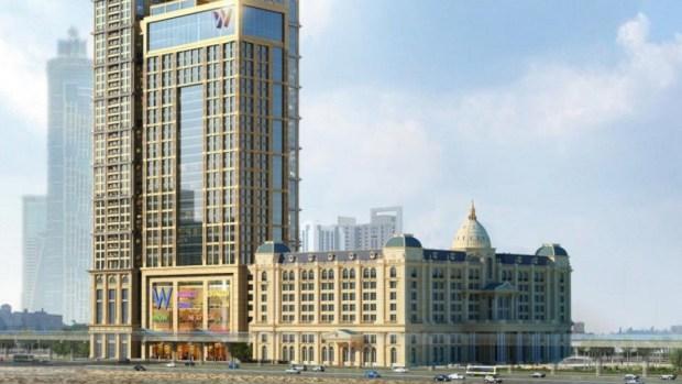 W DUBAI AL HABTOOR CITY, UAE