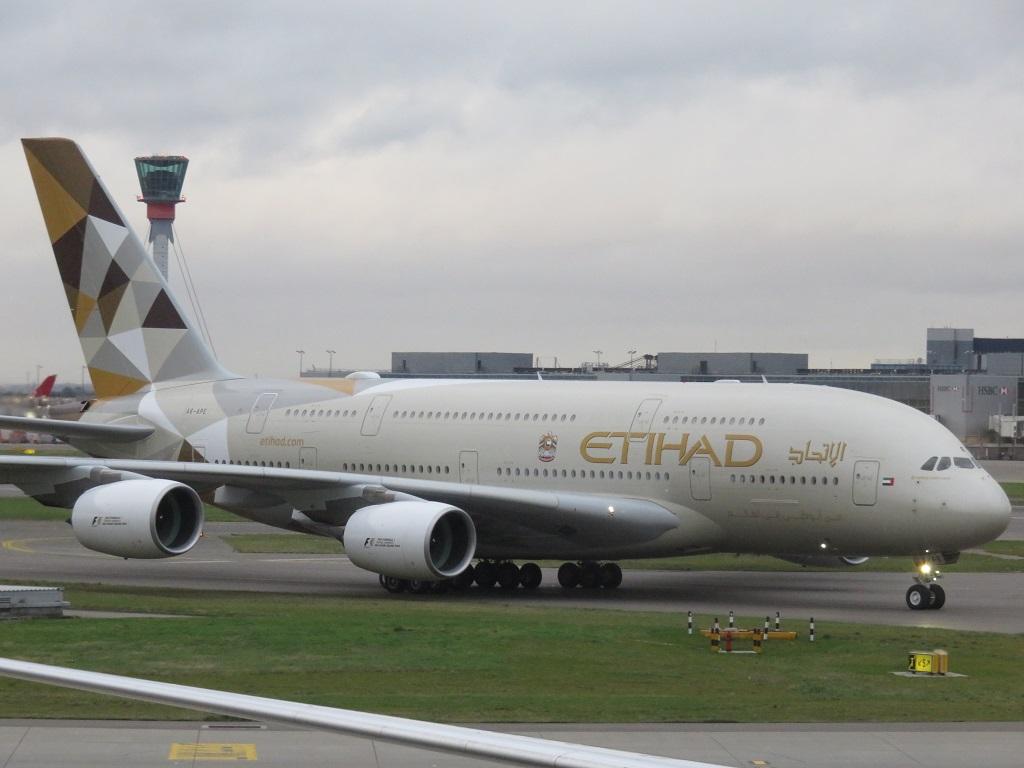Pic etihad airways a380 first class apartment 4k may 2015 - Etihad Airbus A380 First Class Cabin