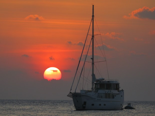 THE RESORT'S PRIVATE YACHT, SONEVA IN AQUA