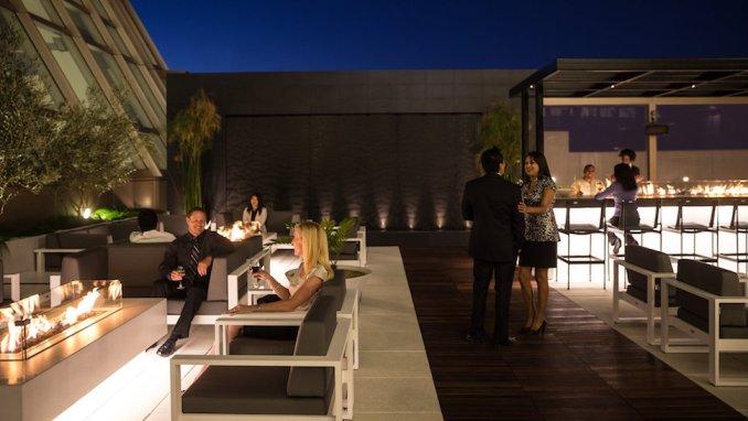 4. STAR ALLIANCE LOUNGE, LOS ANGELES
