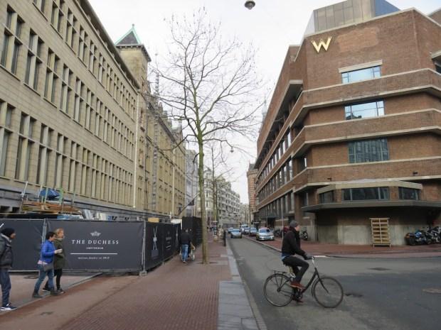 HOTEL EXTERIOR: BANK & EXCHANGE BUILDING