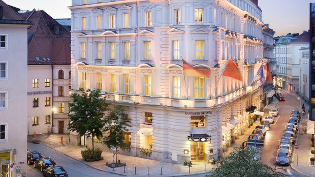 3. MANDARIN ORIENTAL MUNICH, GERMANY - LET ME DOWN TWICE