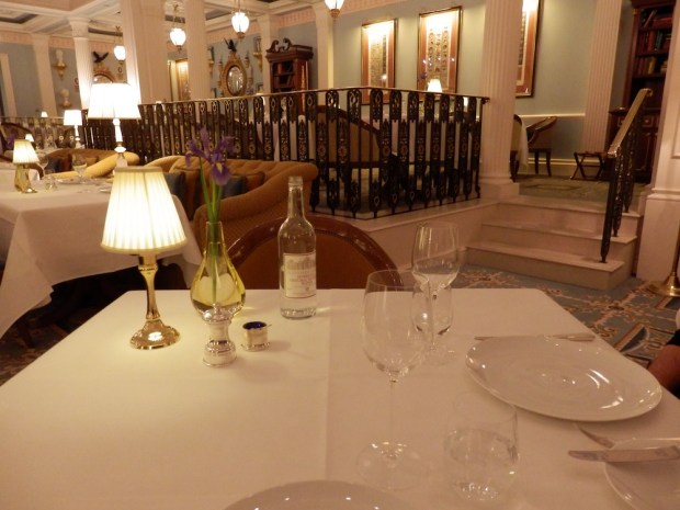 CELESTE RESTAURANT: DINNER