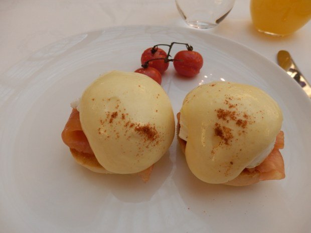CELESTE RESTAURANT: BREAKFAST