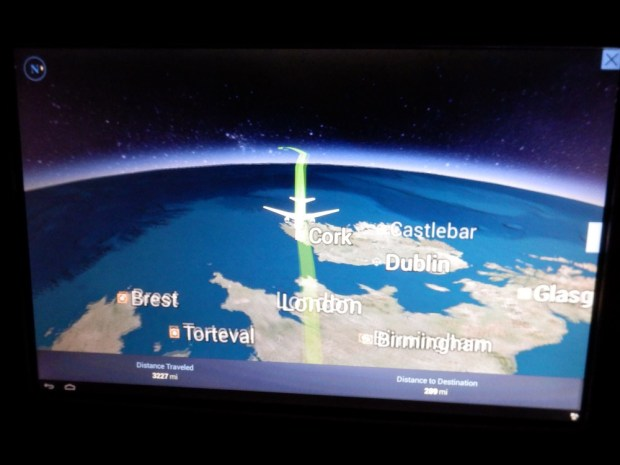 FLIGHTPATH: FLYING OVER IRELAND