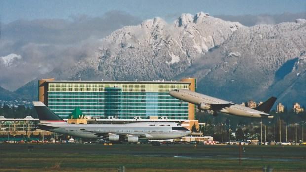 FAIRMONT VANCOUVER AIRPORT, CANADA
