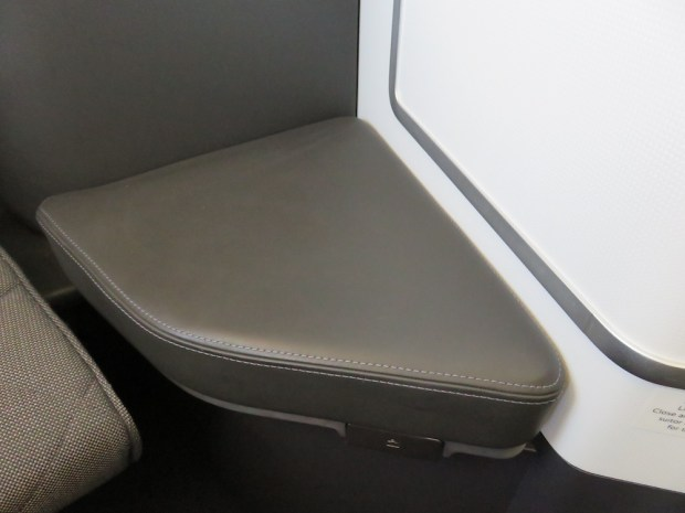 FIRST CLASS SUITE: STORAGE SPACE