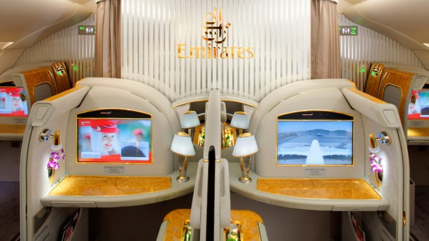 NEW YORK TO/FROM MILAN ON EMIRATES