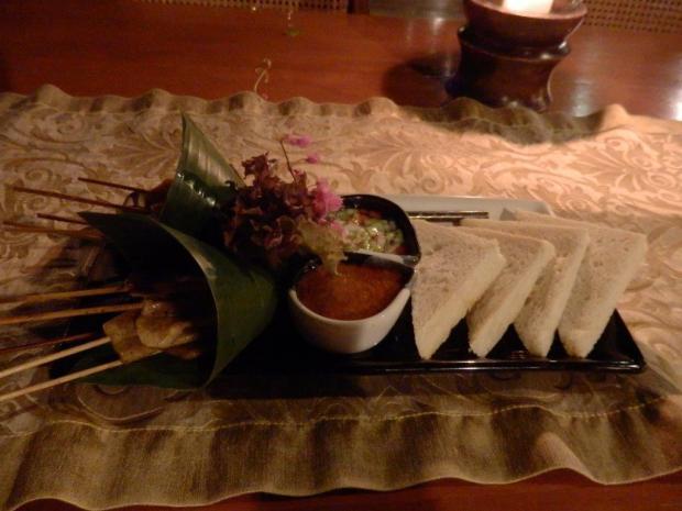 LE GRAND LANNA RESTAURANT: DINNER