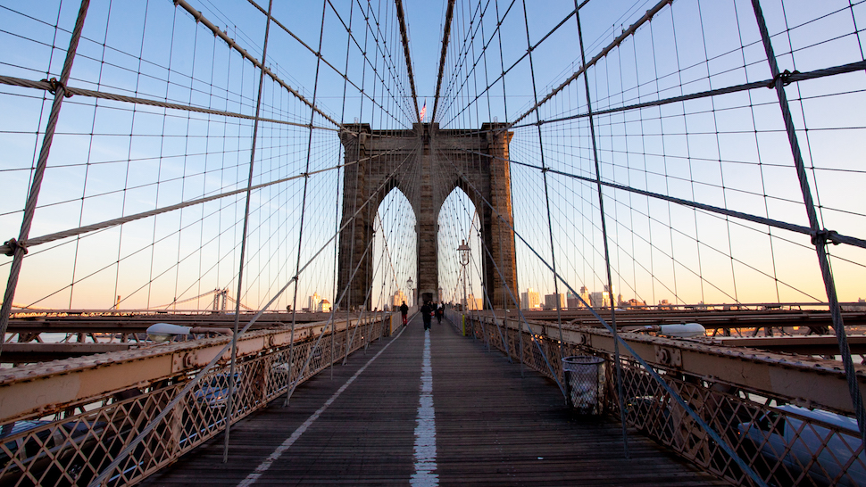 Engineer Who Designed The Brooklyn Bridge