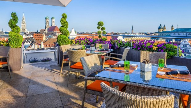 MANDARIN ORIENTAL MUNICH, GERMANY