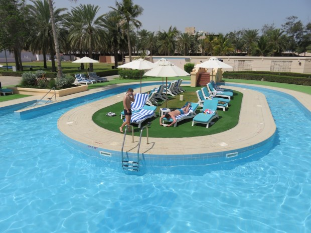 LEISURE POOL
