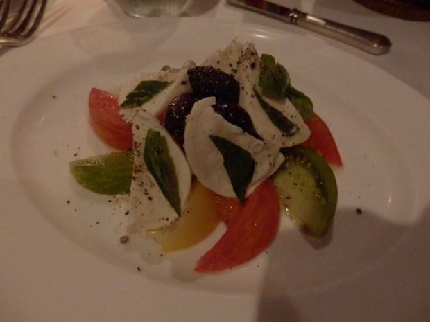 ITALIAN RESTAURANT: DINNER