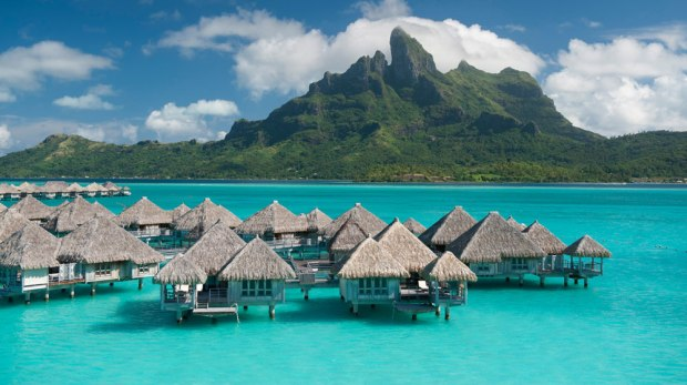 WIN A HOLIDAY AT THE ST REGIS BORA BORA