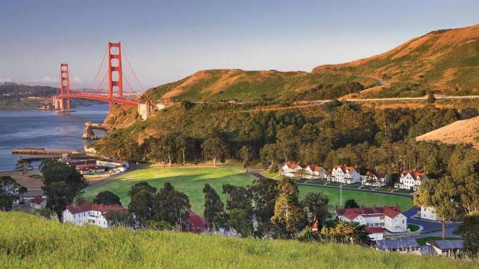 CAVALLO POINT LODGE, SAN FRANCISCO
