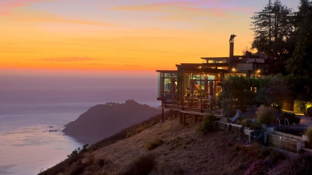 POST RANCH INN, BIG SUR, CALIFORNIA