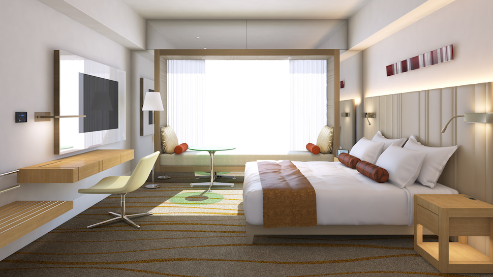 Top 10 best luxury hotels in tokyo the luxury travel expert for Best boutique hotels japan