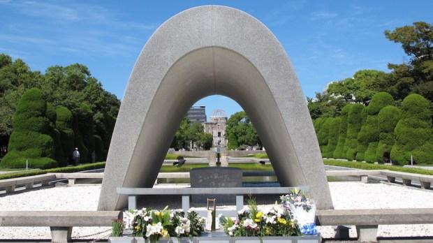 VISIT HIROSHIMA'S PEACE MEMORIAL PARK
