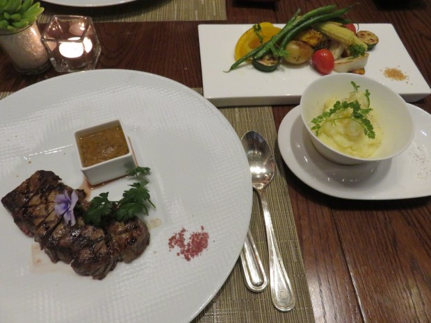 RUE D'OR RESTAURANT: DINNER